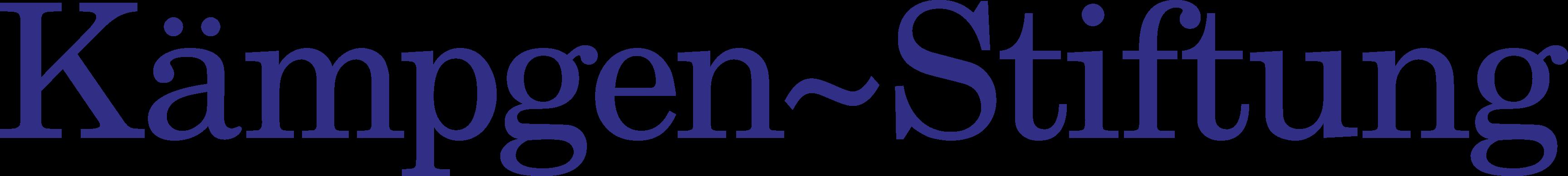 Kämpgen~Stiftung
